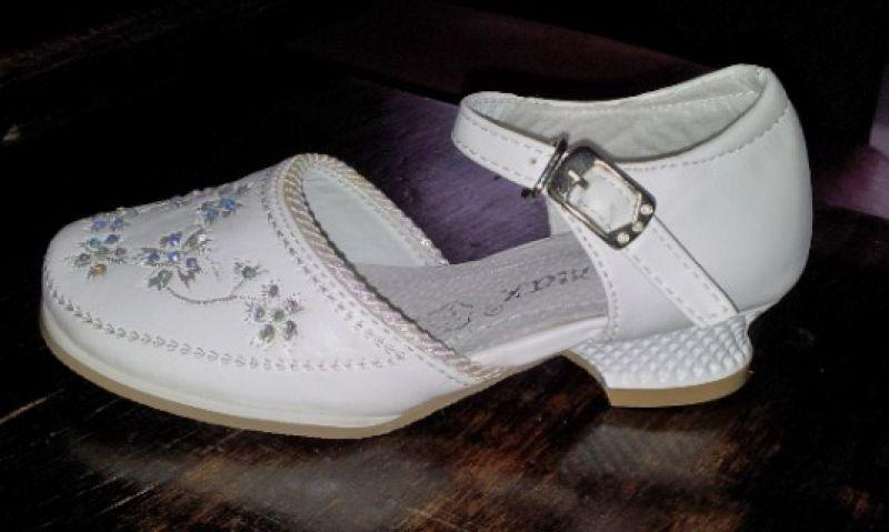 Koszorúslány cipő 13