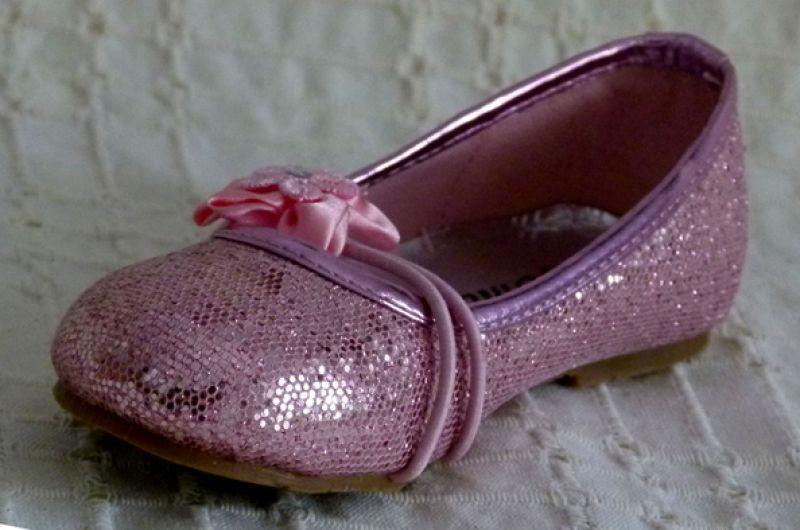 Koszorúslány cipő 15