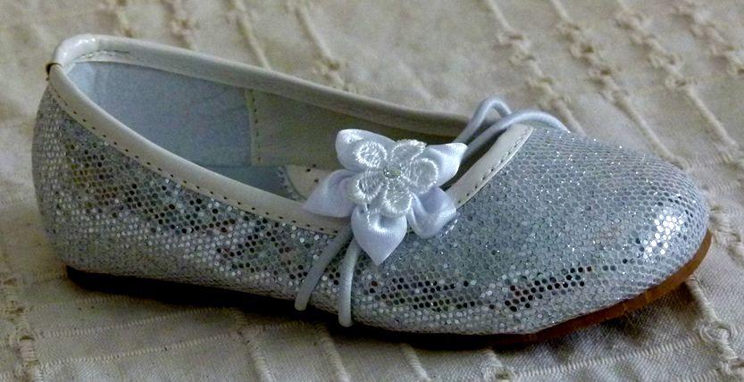 Koszorúslány cipő 16