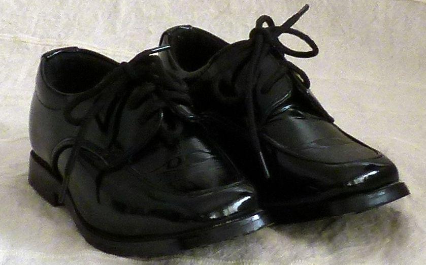 Cipő 11 : olasz fiú cipő