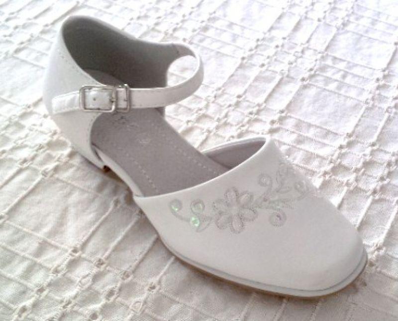 Koszorúslány cipő 14