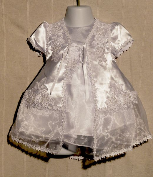 Keresztelő ruha KE 03