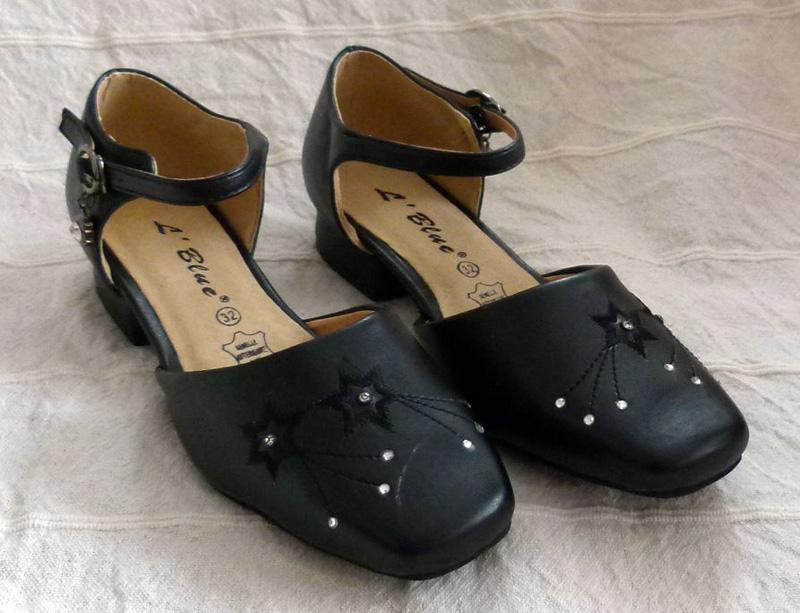 Koszorúslány cipő 01 : Koszorúslány cipő magasított sarok