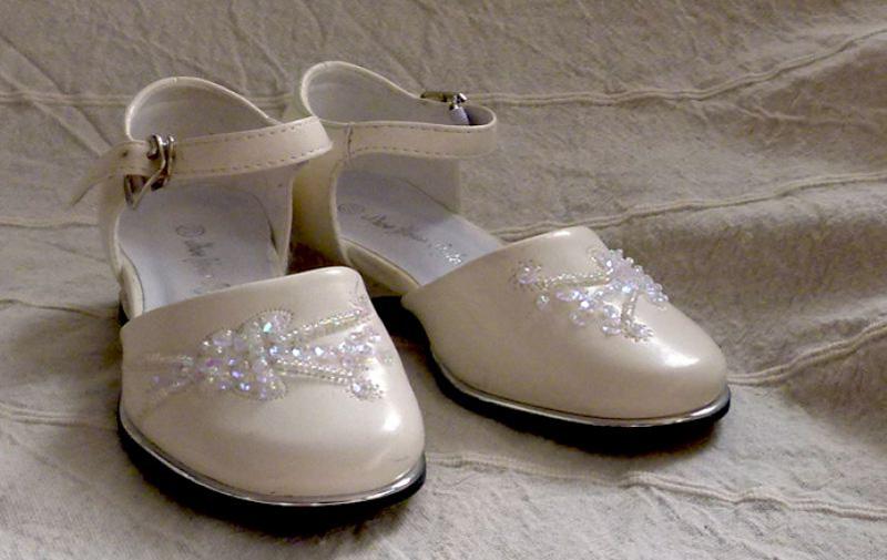 Koszorúslány cipő 03