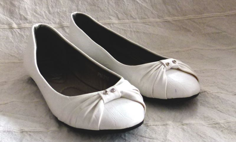 Koszorúslány cipő 07
