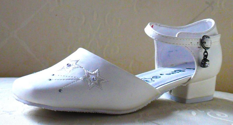 Koszorúslány cipő 08