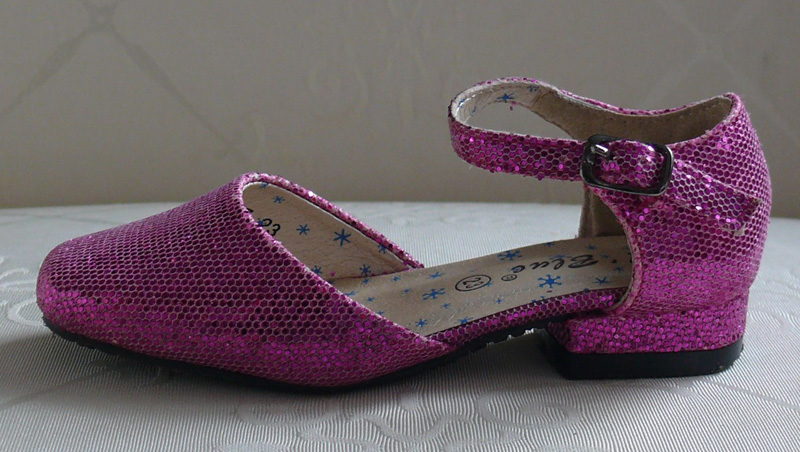 Koszorúslány cipő 09