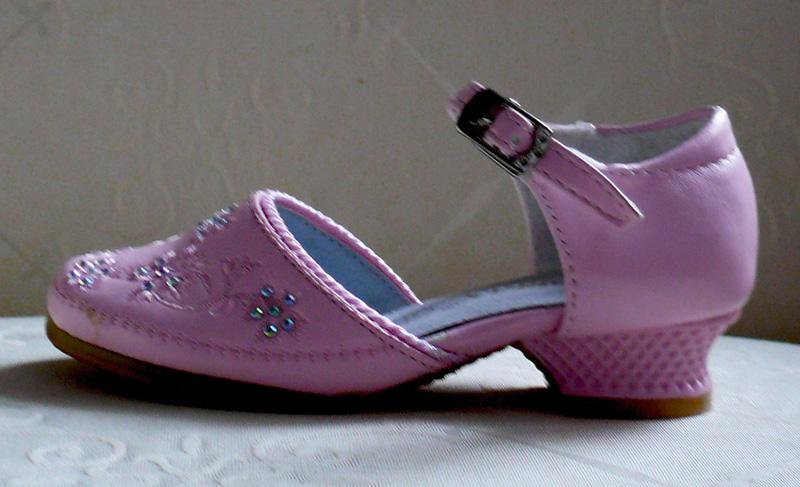 Koszorúslány cipő 10