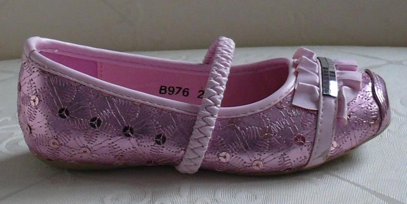Koszorúslány cipő 12