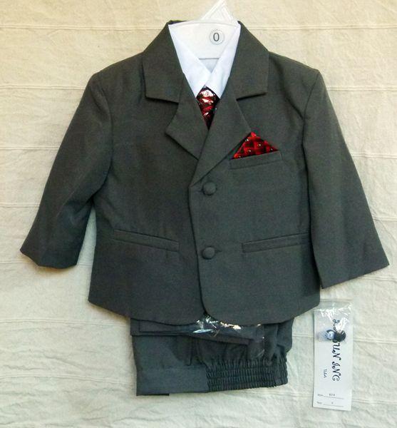Öltöny OT 011 : keresztelő ruha fiúknak
