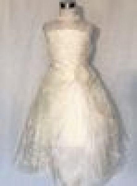 Koszorúslány ruha KO 119 : elegáns gyerek alkalmi ruha