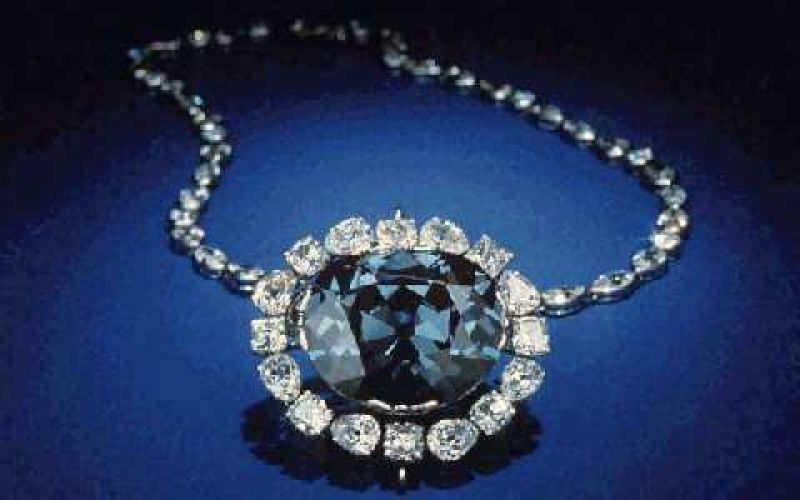 Nyakék - Diamond Hope :