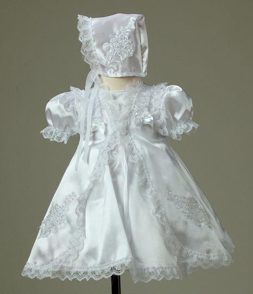 Keresztelő ruha KE32
