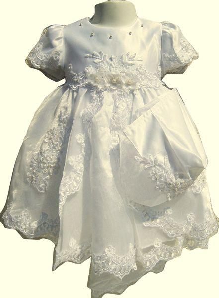 Keresztelő ruha KE 08