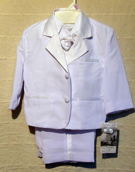 Öltöny OT 012 : szmoking öltöny fehér