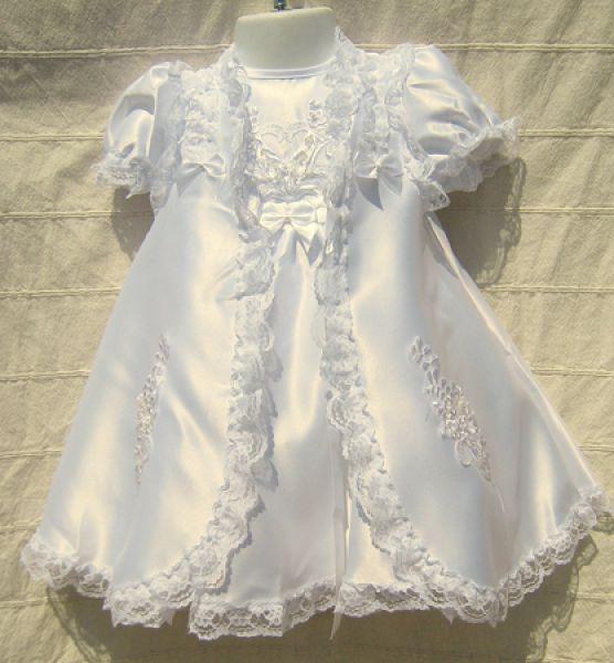 Keresztelő ruha KE29